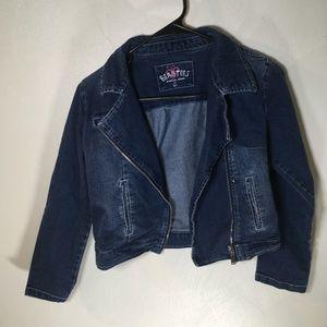 Beautees Jean Jacket Large Size 14 JK23